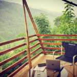 Valley-View-from-Balcony-Chongtong-Bamboo-Resort
