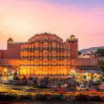 Rajasthan-Jaipur-Hawamahal