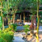 Garden-Area-Bantala-Farm-House