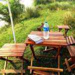 Sitting-area-beside-Ajay-River-at-Kenduli-Eco-Village