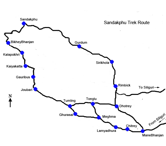 trek-map-sandakphu