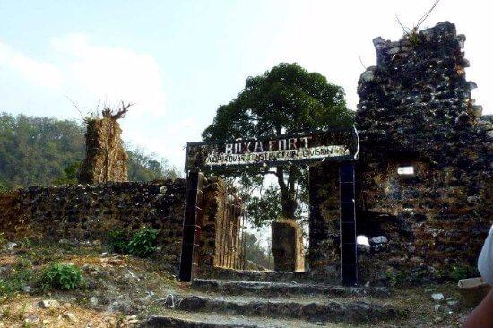 Buxa-Fort