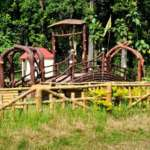 Hotel-Dreamland-Lataguri-Garden-Area