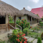 Sundargram-Mud-Huts