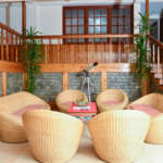 Kaluk Villlage Resort gossip spot