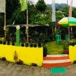 Rinchenpong Villa Homestay open air drawing room