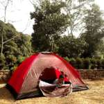 Riverside Cottage Mirik tent stay