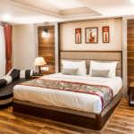 Darjeeling Hotel Near Railway Station deluxeroom