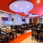 Olive Hotel & Spa Pelling Dinning area