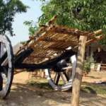 Ram Shyam Village Resort- Wooden Van