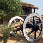 Ram Shyam Village Resort- Wooden Wheel
